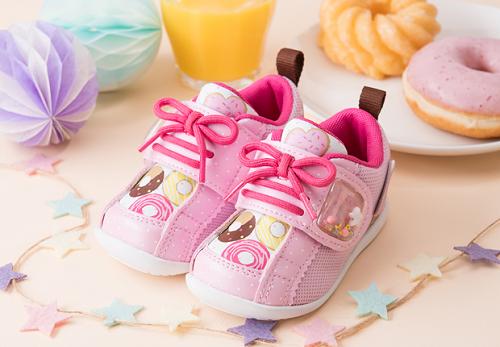 食べ物モチーフで楽しく靴を履こう!