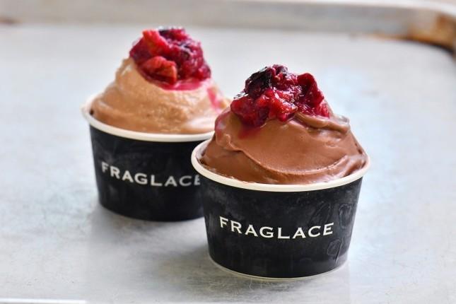 FRAGLACE ローズバニラ&ローズチョコレート