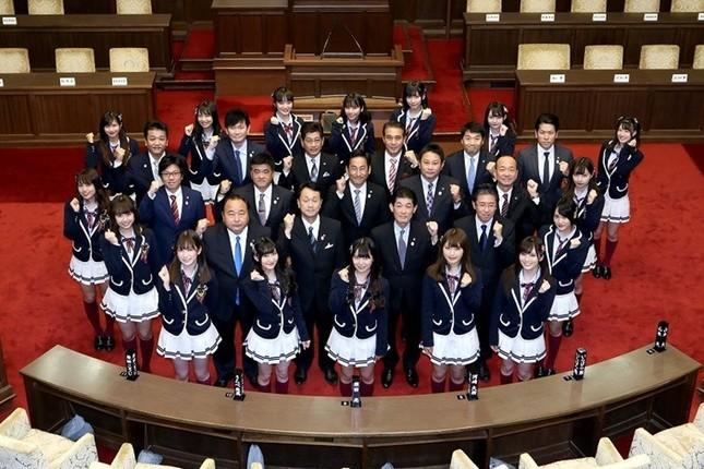 「NMBのミタイ!シリタイ!大阪府議会」