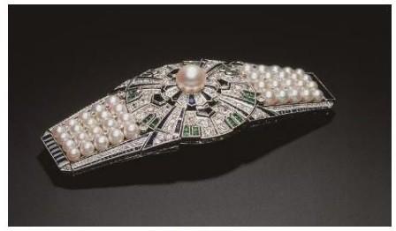 真珠発明125周年を記念した新作ジュエリー