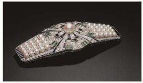 真珠の養殖成功125周年記念! ミキモトの新作ジュエリーコレクション「YAGURUMA」