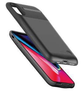 iPhone Xを汚れや水濡れ、衝撃に加えバッテリー切れからも守る