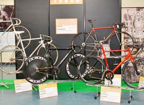 職人の高い技術を生で体感! 50社参加のオーダーメイド自転車の展覧会