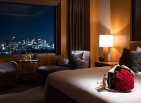 セルリアンタワーのスイートルームで宿泊 バレンタイン&ホワイトデープラン