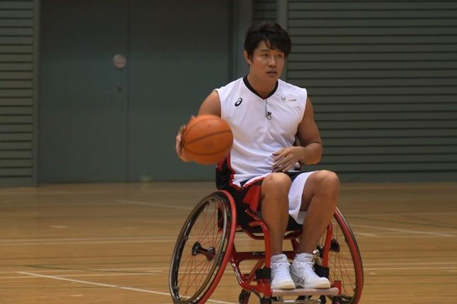 鈴木亮平さんがパラスポーツにチャレンジ