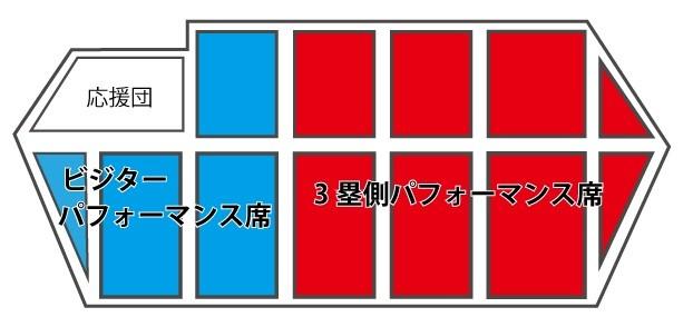 分割イメージ(画像は「広島東洋カープ」公式サイトより)