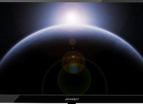 JAPANNEXT コンパクトな23.8型ながら4K解像度対応の液晶ディスプレイ