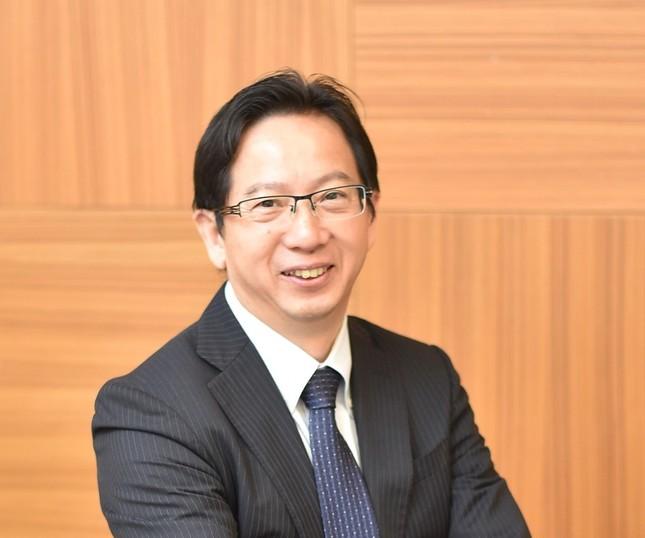 森永乳業の研究本部基礎研究所長・清水金忠氏