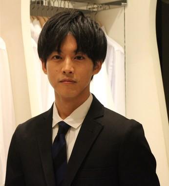 松坂桃李さん(写真は2015年11月撮影)