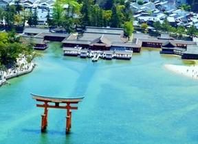 広島を見つくし、食べつくす 「世界遺産 宮島散策プラン2018」