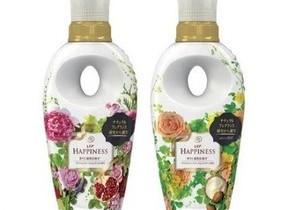 日本人が好む香りの柔軟剤 「ナチュラルフレグランス」2種