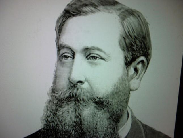 作曲者ドリーブの肖像