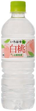 「い・ろ・は・す」から「白桃」がデビュー!