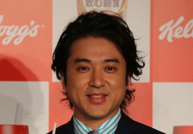 ムロツヨシさん(写真は2015年撮影)