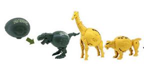 80年代にヒットした変形玩具「タマゴラス」 進化して復活