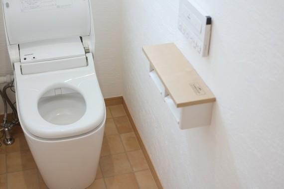 自宅のトイレが使えなくなったら大変