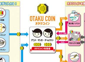 オタク専用の仮想通貨「オタクコイン」 準備委員会に小学館常務が就任