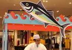 さすがポール・スミス、半端ないマグロファッション 寿司屋と化した六本木店を取材した