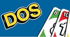 カードゲーム「UNO」の後継者できた その名も「DOS」見た目そっくりだが