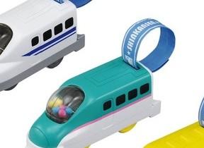 1歳半から楽しめる電車のおもちゃ 「はじめてのプラレール」