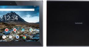 ワンセグ・フルセグ対応 タブレット「Lenovo TAB4」