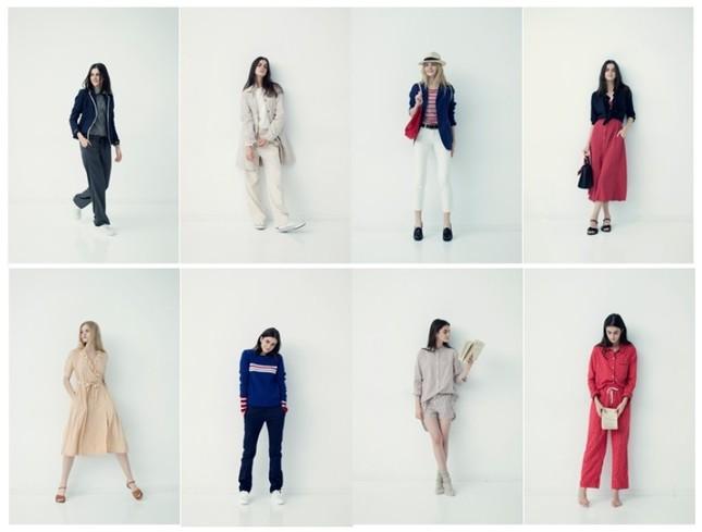 イネスの2018春夏コレクションは初のパジャマも登場