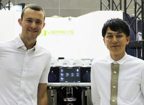 トップバリスタもうなるコーヒーのクオリティー デロンギの業務用ブランド「エバシス」の魅力