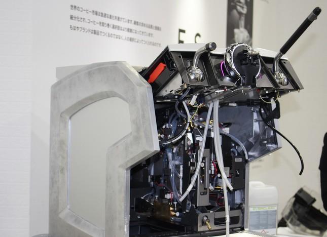 「カメオ」の内部構造