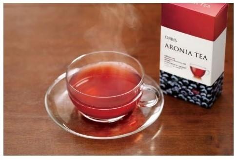 熱の力でダイエットをサポートする赤い紅茶