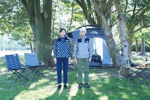 人気のコラボレーション18年春夏は「キャンプ」がテーマ