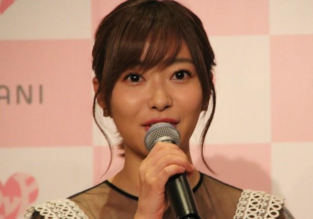 指原莉乃さん(写真は2017年9月撮影)