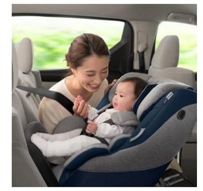 親安全基準「R129」に適合したチャイルドシートをいち早く発売