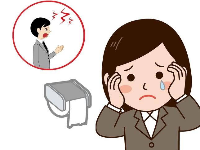 職場で泣く女性をどう思う?