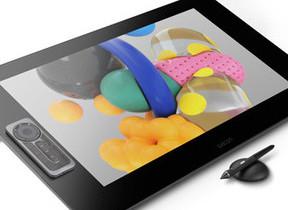 23.6型4Kディスプレー 液晶ペンタブレット「Cintiq Pro 24」 精細なタッチ&自然な書き心地