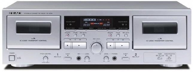 録音機器としての基本性能に最新のデジタル技術を融合