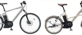 電動アシスト自転車2018年モデル ブリヂストンサイクル