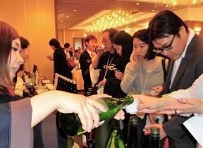 500種類を利き酒!  「長野の酒メッセ」大阪と東京で開催