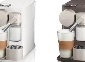 ボタン1つで本格カプチーノ ミルクメニュー対応コーヒーメーカー