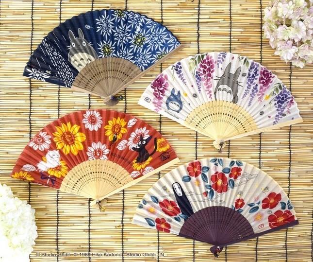 """「ジブリ」キャラたちが暑い夏に""""涼""""と""""癒やし""""を提供"""