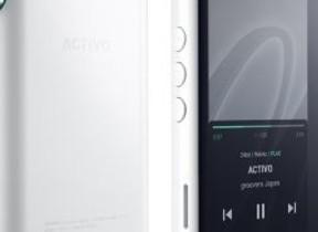 直感的に操作できるUI ハイレゾ音源を楽しめるデジタルオーディオプレーヤー