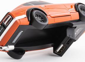 「日産フェアレディ240Z」の精巧なミニカー 実はモバイルバッテリー