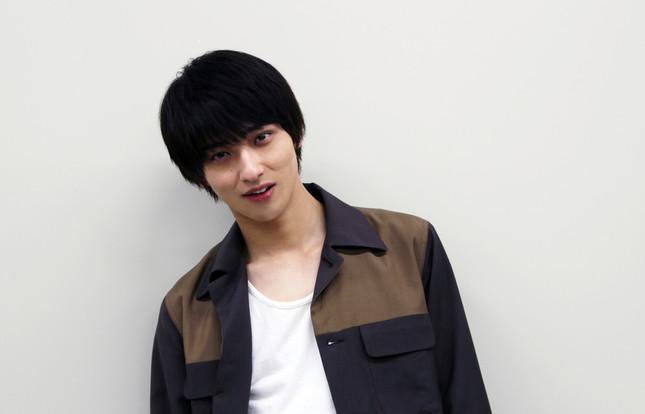 俳優・横浜流星さん(写真は2018年3月25日撮影)