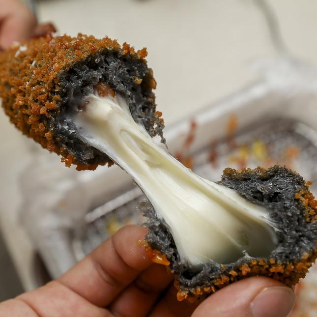 「モッツァレラチーズ」の中身