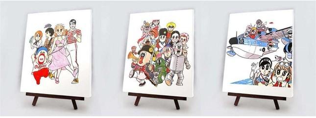 キャンバスアートのイメージ