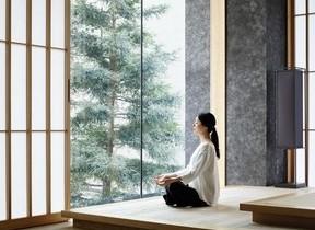 都心で2泊3日のスパプログラム「深呼吸養生」 星のや東京