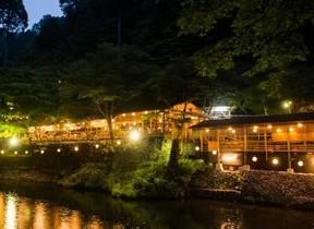 京都の川床で涼む、夕食付きプラン4種 リーガロイヤルホテル京都