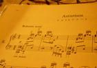 グラナドスのピアノ曲「アストゥリアーナ」 出版社が適当につけた題名だった