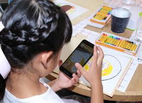 子どもが描いた絵が「料理」に変身 アプリ「SketchCook」で楽しく食育