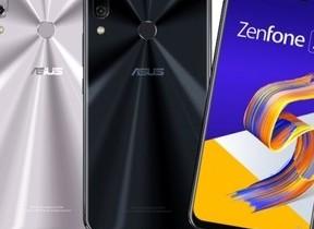 AIがユーザーの好みや習慣を学習 「ZenFone 5」シリーズ3モデル