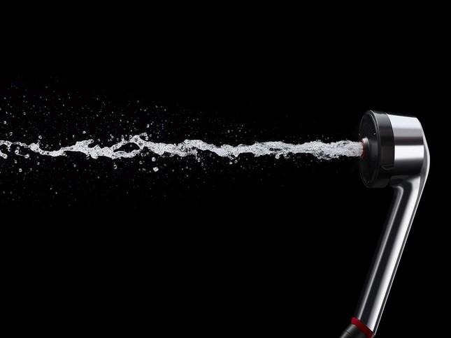 男を磨くシャワーヘッド